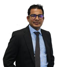 Mr Anashrin Pillay